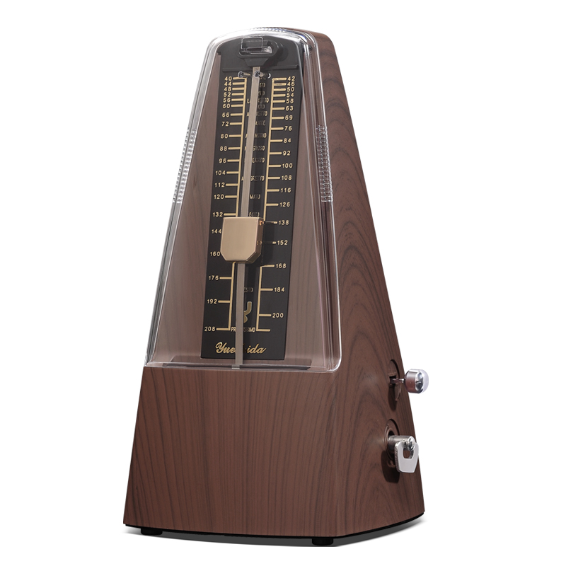 yueshida乐仕达牌 柚木系列 机械节拍器